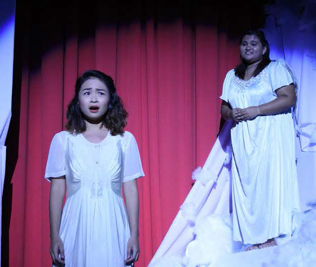 "Speech and Theatre Arts Department produces DM Larson's ""Teen Angel"" last July 23-26 at the Audio Visual Theatre (AVT). PHOTO BY Ina Isabelle Taburaza"