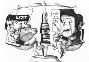 1111 editorial cartoon for editorial