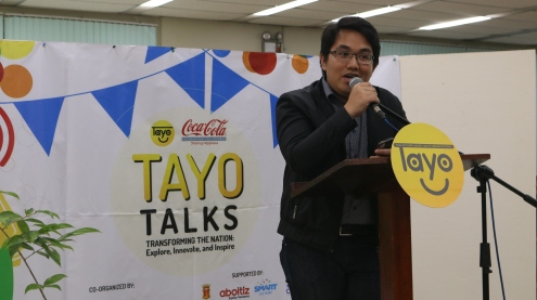 1111111Tayo Talks