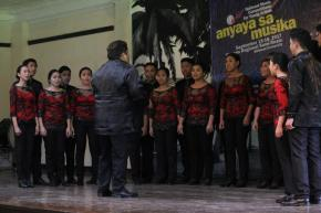 WORLD-CLASS TALENT. The Silliman University Campus Choristers advances to the national finals of the National Music Competition for Young Artists (NAMCYA) after making it through the semi-finals for the Visayas held September 16 at Silliman campus. PHOTO FROM SILLIMAN UNIVERSITY WEBSITE